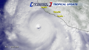 Strongest Hurricane Ever Recorded To Slam Mexican Coastline